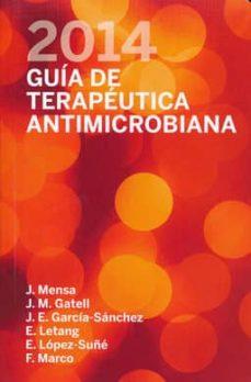 Permacultivo.es Guia De Terapeutica Antimicrobiana (2014 Ed. 24ª) Image