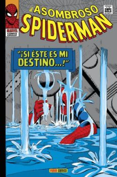 asombroso spiderman: si este es mi destino-stan lee-9788490247631