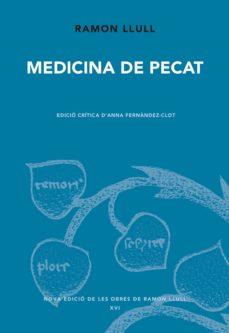 Ebooks descargar epub MEDICINA DE PECAT en español 9788491910831 de RAMON LLULL