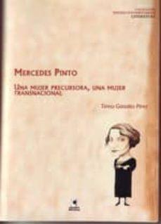 Permacultivo.es Mercedes Pinto, Una Mujer Precursora, Una Mujer Transnacional Image