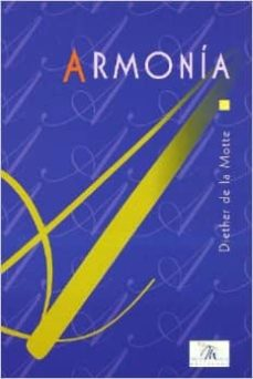 armonia-diether de la motte-9788493663131