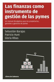 las finanzas como instrumento de gestión de las pymes (ebook)-9788494140631