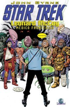 Valentifaineros20015.es Star Trek: Leonard Mccoy, Medico Fronterizo Image