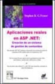 Relaismarechiaro.it Aplicaciones Reales En Asp.net: Creacion De Un Sistema De Gestion De Contenidos Image