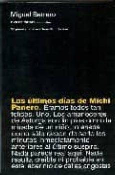 Inmaswan.es Los Ultimos Dias De Michi Panero (Xii Premio De Novela Juan Pablo Forner) Image