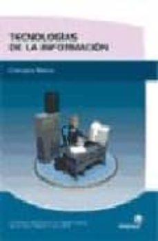 tecnologias de la informacion: conceptos basicos-9788496256231