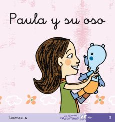 Concursopiedraspreciosas.es Paula Y Su Oso (Mis Primeros Calcetines; 3) (Cursiva) Image
