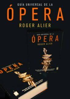 guia universal de la opera-roger alier-9788496924031