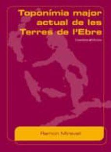 Colorroad.es Toponimia Major Actual De Les Terres De L Ebre Image