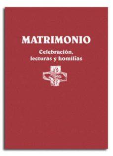 Curiouscongress.es Matrimonio. Celebracion Y Homilias Image