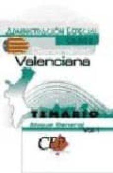 Curiouscongress.es Administracion General Generalitat Valenciana: Temario. Bloque Ge Neral. Vol. I. Grupo B Image