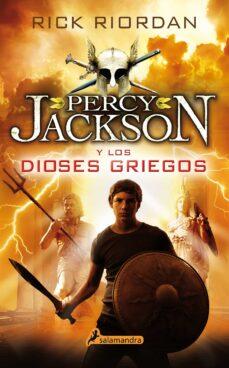 Descargar PERCY JACKSON Y LOS DIOSES GRIEGOS gratis pdf - leer online