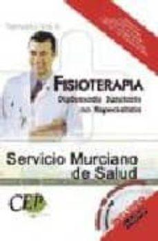 Alienazioneparentale.it Temario (Vol. Ii): Oposiciones Fisioterapia Servicio Murciano De Salud. Diplomado Sanitario No Especialista Image