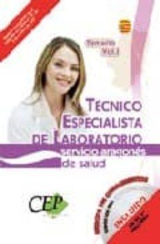 Vinisenzatrucco.it Oposiciones Tecnico Especialista De Laboratorio Servicio Aragones De Salud. Temario (Vol. I) Image