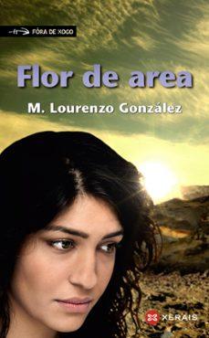 flor de area-manuel lourenzo gonzalez-9788499144931