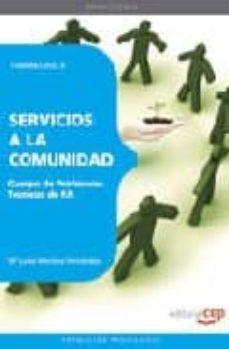 Padella.mx Cuerpo De Profesores Tecnicos De F.p. Servicios A La Comunidad. T Emario Vol. Ii. Image