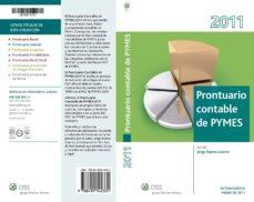 Mrnice.mx Prontuario Contable Para Pymes 2011 Image