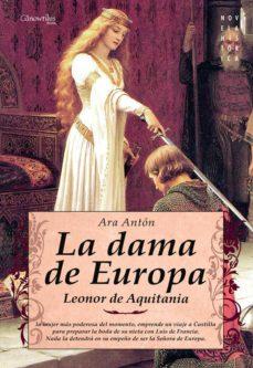 la dama de europa-ara anton-9788499676531
