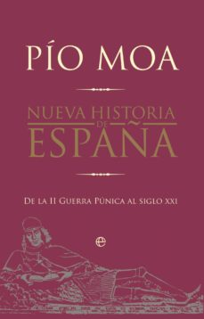 nueva historia de españa (ebook)-pio moa-9788499705231