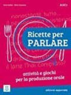 Best sellers gratis RICETTE PER PARLARE de NO ESPECIFICADO (Spanish Edition)