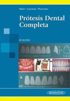 Descargar audiolibros en ingles mp3 PROTESIS DENTAL COMPLETA (6ª ED.) 9789500602631 de  (Literatura española)
