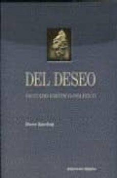 DEL DESEO: TRATADO EROTICO-POLITICO - DIANA SPERLING | Adahalicante.org