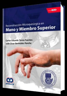 Los mejores libros electrónicos descargados RECONSTRUCCION MICROQUIRURGICA DE MANO Y MIEMBRO SUPERIOR + E-BOOK 9789585426931 en español CHM