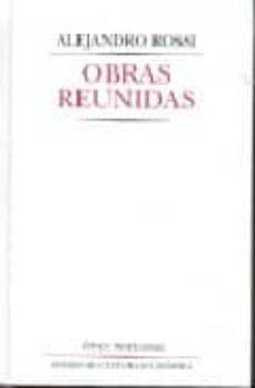 Titantitan.mx Obras Reunidas: Alejandro Rossi Image