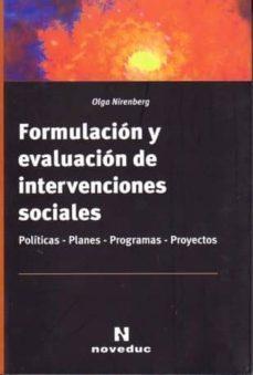Inmaswan.es Formulación Y Evaluación De Intervenciones Sociales Image