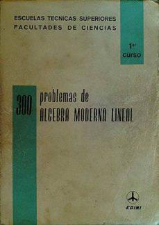PROBLEMAS DE ÁLGEBRA MODERNA Y LINEAL - VARIOS | Adahalicante.org