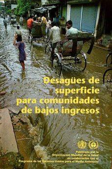 Javiercoterillo.es Desagües De Superficie Para Comunidades De Bajos Ingresos Image
