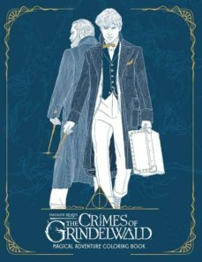 fantastic beasts: the crimes of grindelwald-9780062853141