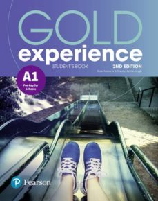 Libros en línea descargar mp3 gratis GOLD EXPERIENCE 2ND EDITION A1 STUDENTS  BOOK  (Spanish Edition) de CAROLYN BARRACLOUGH