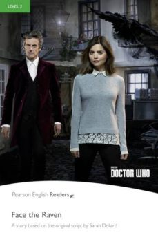 level 3: doctor who: face the raven book & mp3 pack-nancy taylor-9781292230641