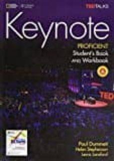 Descarga gratuita de libros electrónicos gratis KEYNOTE BRE PROFICIENT SB/WB COMBO SPLIT A/DVDROM/WB AUDIO (Literatura española)
