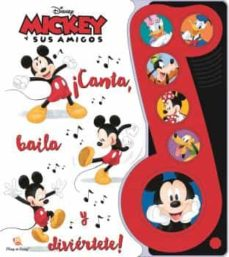 Permacultivo.es La Nota Musical Mickey Mouse Y Amigos Image