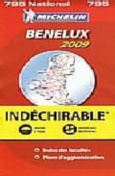 """Carreracentenariometro.es Benelux &Quot;alta Resistencia"""" 2009 (Ref. 795) (Mapas National) Image"""