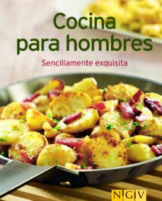 Cronouno.es Cocina Para Hombres (Minilibros De Cocina) (Nueva Ed.) Image