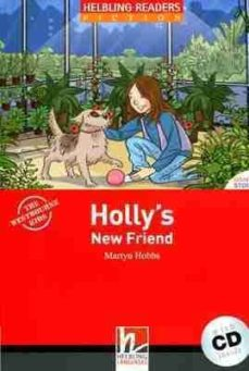 Libro de calificaciones en línea descarga gratuita HOLLY´S NEW FRIENDS+CD MOBI 9783852723341