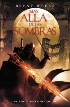 Debatecd.mx Mas Alla De Las Sombras(trilogia El Angel De Noche 3) Image