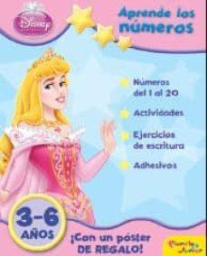 Followusmedia.es Princesas: Aprende Los Numeros (Con Un Poster De Regalo) Image
