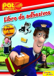 Geekmag.es Pat El Cartero. Libro De Adhesivos Image