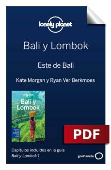 bali y lombok 1. este de bali (ebook)-ryan ver berkmoes-9788408189541
