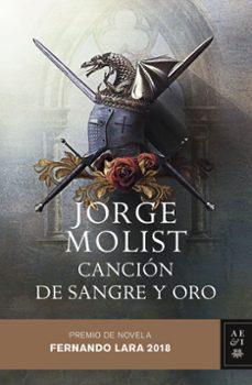 Debatecd.mx Cancion De Sangre Y Oro (Premio De Novela Fernando Lara 2018) Image