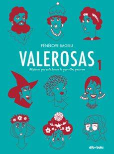 valerosas 1-penelope bagieu-9788416507641