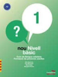 Descargar libros de forma gratuita desde la búsqueda de libros de Google NOU NIVELL BASIC 1 (EDICIÓ 2017) de  DJVU PDB