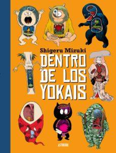 Descargar y leer DENTRO DE LOS YOKAIS gratis pdf online 1