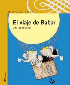 el viaje de babar-jean de brunhoff-9788420400341