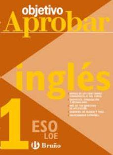 Debatecd.mx Ingles (1º Eso) (Objetivo Aprobar) Image