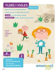 Bressoamisuradi.it Ciencies Naturals 2º Educacion Primaria Flors I Violes Duna Ed 2019 Illes Balears Image